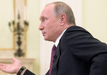 """""""Forbes"""": Putin czwarty rok z rzędu najpotężniejszy na świecie"""