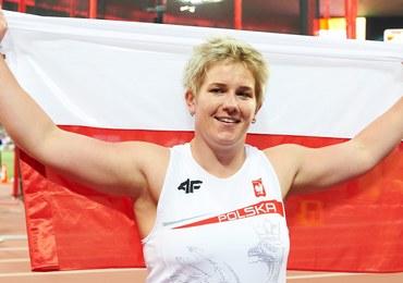 "Anita Włodarczyk lekkoatletką roku ""Athletics International"""
