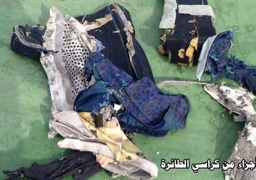 Wykryto ślady materiałów wybuchowych na szczątkach ofiar katastrofy samolotu EgyptAir