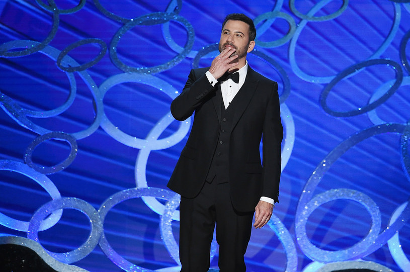 """Gospodarz oscarowej gali ujawnił swoje wynagrodzenie. """"Nie jestem pewny, czy powinienem o tym mówić"""" - wyznał Jimmy Kimmel."""