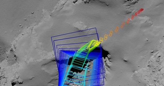 Europejska Agencja Kosmiczna (ESA) opublikowała informacje na temat wyników ostatnich badań i pomiarów sondy Rosetta, która na zakończenie swojej misji, 30 września spadła na powierzchnię jądra komety 67P/Czuriumov–Gerasimenko. Sonda znajdowała się wtedy około 720 milionów kilometrów od Ziemi. Ostateczne potwierdzenie, że zakończyła swój żywot dotarło do nas 40 minut później, tuż przed 13:20 polskiego czasu.