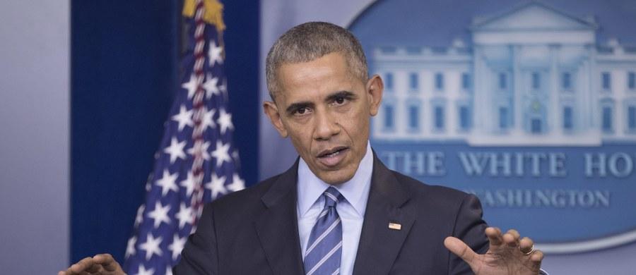Rosja jest odpowiedzialna za ataki hakerów na Partię Demokratyczną - powiedział prezydent USA Barack Obama na konferencji prasowej w Waszyngtonie. Obama dał wyraźnie do zrozumienia, że ataki te osobiście nadzorował prezydent Rosji Władimir Putin.