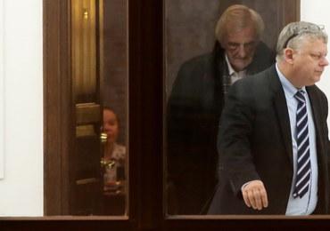 Poseł Suski twierdzi, że napadł na niego Michał Szczerba. Poseł PO zaprzecza