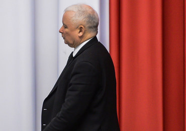 Kaczyński apeluje do marszałka Senatu o zorganizowanie spotkania z przedstawicielami dziennikarzy