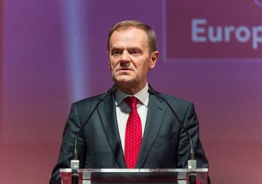 Tusk: Kto dziś podważa europejski model demokracji, naraża nas wszystkich na strategiczne ryzyka