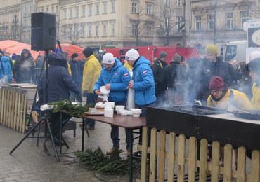 Bezdomni i potrzebujący z całej Polski przyjechali do Krakowa na wigilię