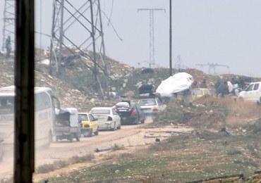 Syria: Atak na autobusy, które miały ewakuować chorych i rannych