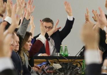 Są wyniki piątkowego kontrowersyjnego głosowania w Sejmie