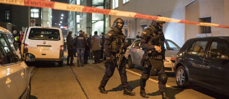 Trzy osoby zostały ranne w strzelaninie w pobliżu islamskiego centrum modlitewnego w Zurychu w Szwajcarii.
