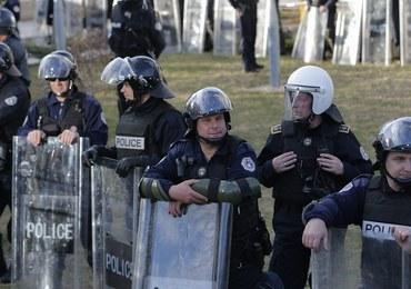59 policjantów zatrzymanych w Kosowie za korupcję