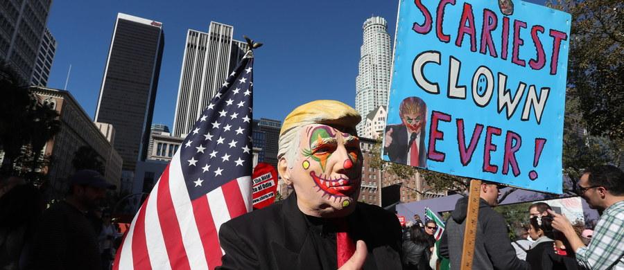 Elektorzy wybrali Donalda Trumpa na nowego prezydenta Stanów Zjednoczonych. Przypieczętował to późnym popołudniem czasu lokalnego Teksas, gdzie Trump otrzymał jeden z gwarantujących mu zwycięstwo 270 głosów. Nie obyło się bez protestów.