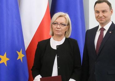 Julia Przyłębska wybrana na prezesa TK wbrew konstytucji?