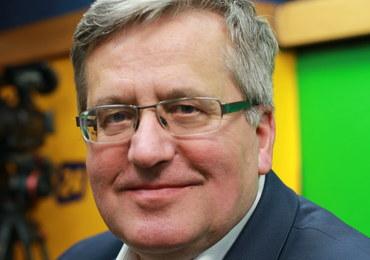 Bronisław Komorowski: Marszałek Kuchciński kompletnie się pogubił. Doprowadził do eksplozji