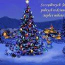 Z okazji świąt Bożego Narodzenia oraz Nowego Roku...