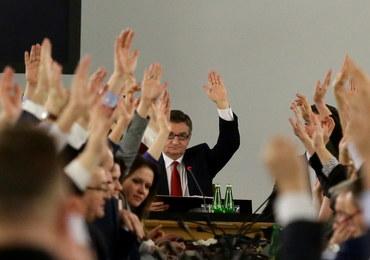Kto liczył głosy podczas posiedzenia w Sali Kolumnowej? Poseł Jarubas: Nie brałem udziału w hucpie