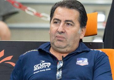 Nowy trener siatkarskiej reprezentacji: Będę szukał talentów wśród młodych