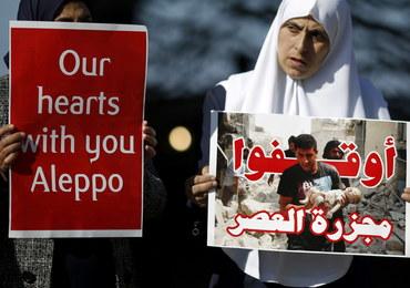 Aleppo pod kontrolą syryjskiej armii. W ciągu 5 lat życie straciło tam ok. 21,5 tys. cywilów