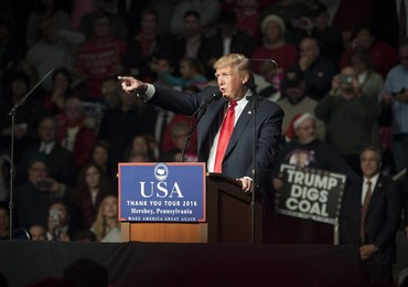"""USA: """"Wzmocnić potencjał nuklearny"""". Co miał na myśli Donald Trump?"""
