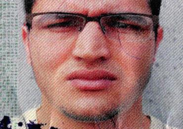 Anis Amri nadal poszukiwany. Służba więzienna informowała o jego radykalizacji