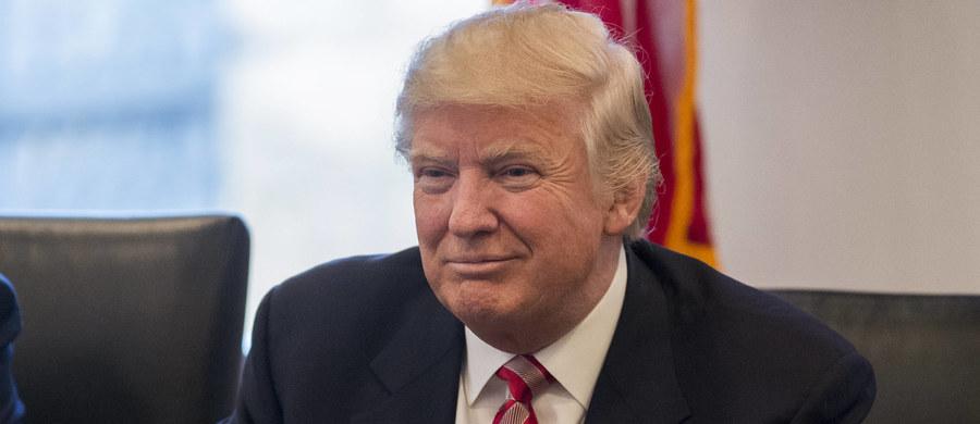 """Amerykański prezydent elekt Donald Trump oświadczył, że zamierza już teraz zamknąć fundację charytatywną """"Donald J. Trump Foundation"""", aby uniknąć choćby pozoru konfliktu interesów, gdy 20 stycznia zostanie zaprzysiężony na prezydenta."""