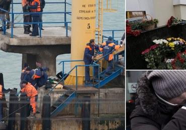 Katastrofa w Rosji: Wciąż trwają poszukiwania ciał ofiar. Poniedziałek dniem żałoby narodowej