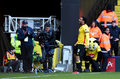 Watford FC - Crystal Palace Londyn 1-1 w 18. kolejce Premier League