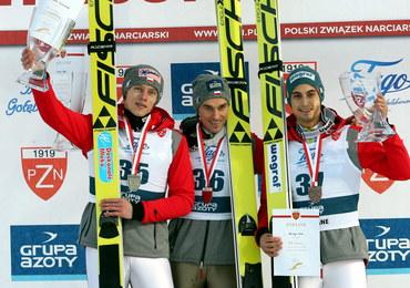Piotr Żyła mistrzem Polski. W zawodach nie wystartował Kamil Stoch