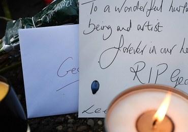 Fani, artyści i organizacje charytatywne oddają hołd George'owi Michaelowi
