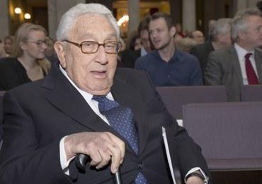 """""""Bild"""": Henry Kissinger będzie doradcą Donalda Trumpa ds. polityki zagranicznej"""