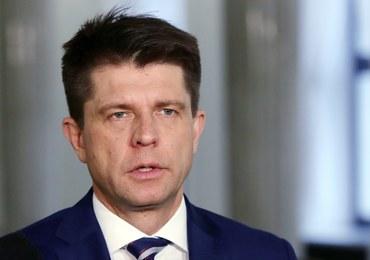 Petru odpowiada Kaczyńskiemu: Mówienie o puczu, gdy PiS łamie konstytucję, jest niepoważne