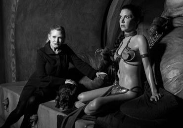 """Nie żyje Carrie Fisher, księżniczka Leia z """"Gwiezdnych wojen"""". Miała 60 lat"""
