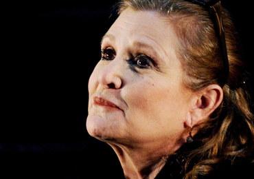 Carrie Fisher przez lata walczyła z chorobą psychiczną, uzależnieniem od narkotyków i alkoholizmem