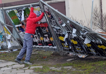 Orkan Barbara opuszcza Polskę. Przesuwa się na wschód