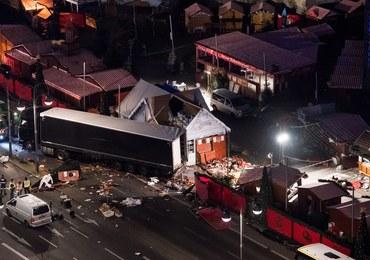 Zamach w Berlinie: Policja ustaliła, jak doszło do zatrzymania ciężarówki