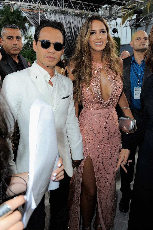 Po dwóch latach małżeństwa Marc Anthony złożył wniosek o rozwód z modelką Shannon De Lima.