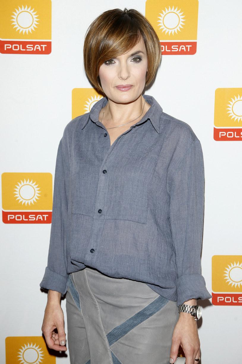"""Dorota Gawryluk postanowiła zrezygnować z kierowania programu """"Wydarzenia"""" w Polsacie. Co będzie robiła?"""