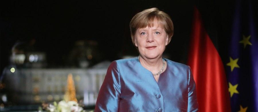 Terroryzm islamistyczny jest największym wyzwaniem przed jakim staną Niemcy w 2017 roku - oceniła kanclerz Angela Merkel. W przemówieniu noworocznym obiecała wprowadzić rozwiązania prawne, które zwiększą bezpieczeństwo obywateli.