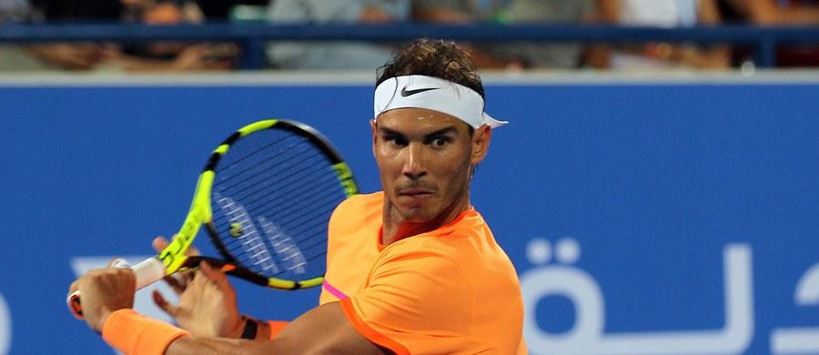 Rafael Nadal, były lider rankingu tenisowego ATP, po raz czwarty w karierze wygrał turniej pokazowy w Abu Zabi. Wracający po przerwie spowodowanej problemami zdrowotnymi Hiszpan pokonał w finale Belga Davida Goffina 6:4, 7:6 (7-5). Dwa dni wcześniej Nadal gładko pokonał Czecha Tomasa Berdycha 6:0, 6:4 - był to jego pierwszy występ po blisko dwumiesięcznej przerwie.