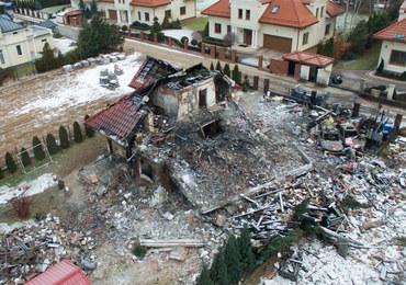 Eksplozja fajerwerków w Łomiankach: Na jutro zaplanowano sekcję zwłok 22-latki