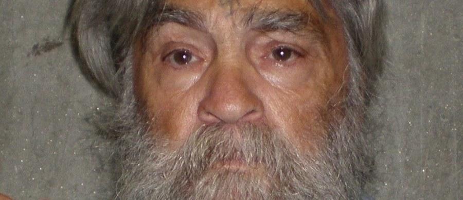 Charles Manson, skazany na karę dożywotniego więzienia, jest poważnie chory i został przewieziony z zakładu karnego Corcoran w Kalifornii do szpitala - poinformowały amerykańskie media.