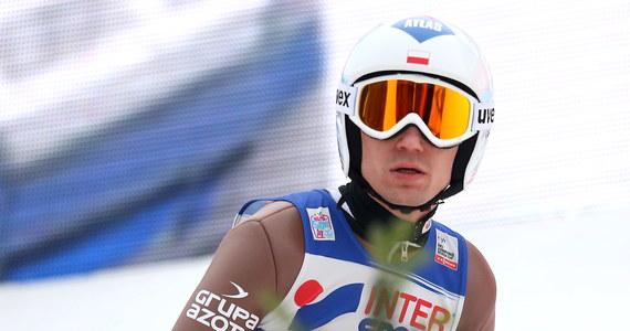"""""""Z Kamilem Stochem jest w porządku, najważniejsze, że nie ma złamania"""" - poinformował Adam Małysz. Dyrektor koordynator kadry narodowej w skokach narciarskich i kombinacji norweskiej PZN przyznał, że formą polskich zawodników jest zachwycony."""