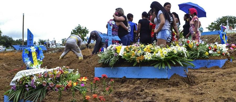 Co najmniej 33 osadzonych zginęło w zakładzie karnym Monte Cristo koło miasta Boa Vista na północy Brazylii. To rezultat więziennych zamieszek - poinformowały stanowe władze.