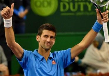 ATP w Dausze: Djokovic pokonał Murraya w finale