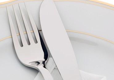 Savoir-vivre: Gafy przy stole. Sztućce