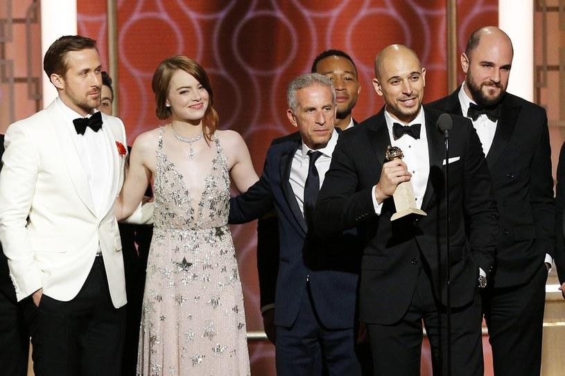 """W Los Angeles rozdano Złote Globy, nagrody przyznawane przez Hollywoodzkie Stowarzyszenie Prasy Zagranicznej. Najwięcej statuetek, aż siedem, zdobył musical """"La La Land""""."""