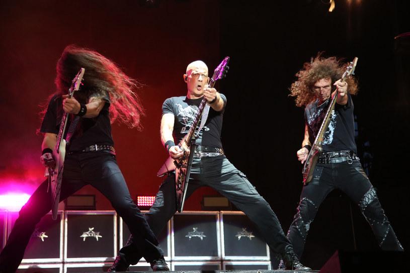 Muzycy Accept odliczają już dni do premiery nowego materiału koncertowego.