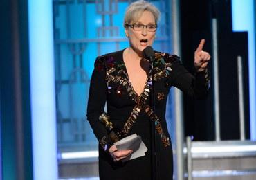 """Streep ostro krytykuje Trumpa. Ten nie pozostaje dłużny i nazywa ją """"przereklamowaną"""" aktorką"""