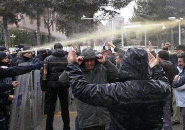 Protesty w Turcji przeciwko zmianom w konstytucji. Rząd chce rozszerzyć władzę Erdogana