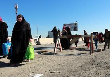 Ofensywa na Mosul. Przesiedlono ponad 160 tysięcy ludzi