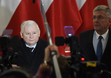 Kaczyński o obecności PO na spotkaniu liderów: Bardzo bym sobie tego życzył